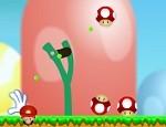 لعبة الفطر الغاضب من ماريو