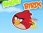 لعبة الطيور الغاضبة و الايسكريم