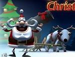 مدفع سانتا المجنون