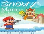 لعبة مسدس ماريو الثلجي