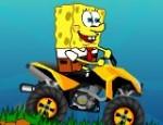 لعبة دباب سبونج بوب ATV