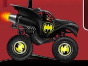 لعبة سيارة باتمان النفاثة