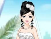 العاب تلبيس ملابس الزفاف