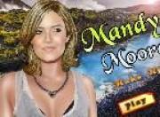 لعبة مكياج ماندي مور