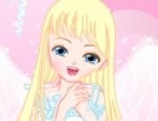 العاب تلبيس ملاك الفرح