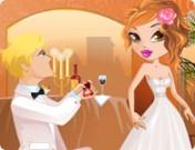 لعبة العريس الرومانسي