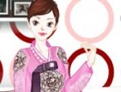 العاب تلبيس ملابس كورية