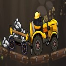 لعبة شاحنة الخلد