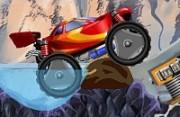لعبة السيارة الهائجة