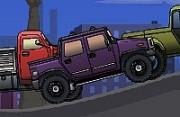 لعبة سباق الشاحنات الجديدة