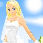 لعبة تلبيس عروسة الانمي