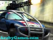 لعبة حرب سيارات الشوارع
