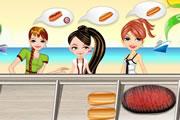 لعبة مطعم هوت