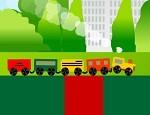 لعبة تصليح طريق القطار