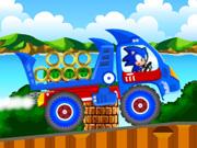 لعبة شاحنة سونيك