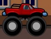 لعبة السيارة العملاقة
