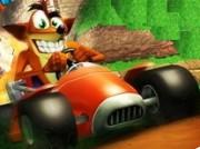 لعبة سباق سيارات كراش