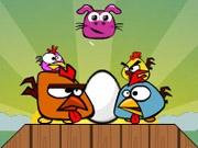 لعبة الطيور الغاضبة 2