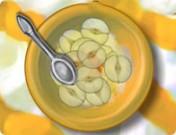 العاب طبخ كيك التفاح