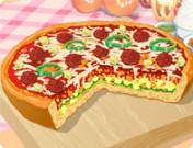 لعبة تزيين البيتزا 2