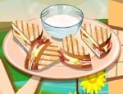 لعبة طبخ ساندوتشات ايطالية