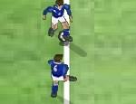 لعبة كرة القدم اليابانية بلايستيشن