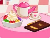 لعبة مطعم الشاي