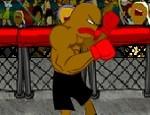 لعبة ملاكمة الاقوياء