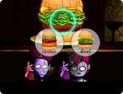 لعبة مطعم الاشباح