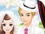 لعبة تلبيس ومكياج العروسة والعريس
