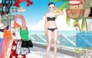 العاب تلبيس ملابس البحر 2
