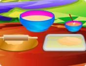 لعبة طبخ خبز النان