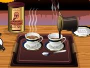 لعبة طبخ القهوة التركية
