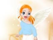لعبة تلبيس العروسة الملاك