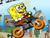لعبة دراجات سبونج بوب و البرجر