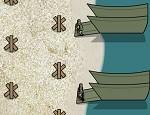 لعبة الدفاع عن ساحل البحر