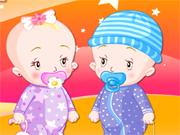 العاب تلبيس اطفال children dress up