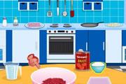 لعبة طبخ اللحم الايطالية
