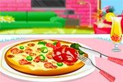 لعبة تجميل البيتزا
