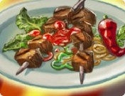 لعبة طبخ حفلة الشواء