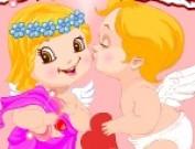 لعبة بوسات الملاك