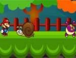 لعبة ماريو والقواقع