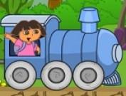 لعبة قطار دورا الجديد