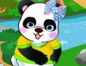 لعبة تلبيس الباندا