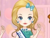 العاب تلبيس مسابقة ملكة الجمال