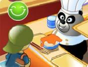 لعبة مطعم المعكرونة