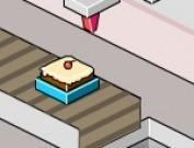 العاب لعبة مصنع الكيك الالي