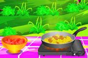 لعبة طبخ افطار التورتيلا