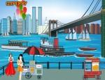 لعبة ديكور مدينة نيويورك