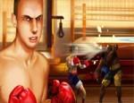 لعبة الملاكمة الشرسة